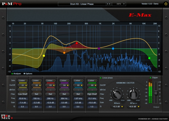 Plug And Mix PRO-Series v1.0.2 MAC OSX